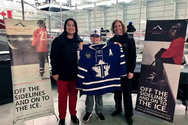 Grindstone Award Foundation - Toronto Furies Jersey