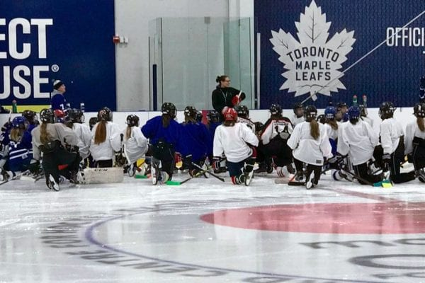 Toronto Furies - Grindstone Award Foundation Event