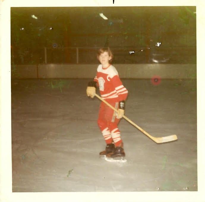 Kingston Red Barons girl's hockey